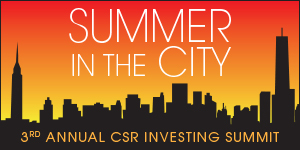 CSR Investing Summit