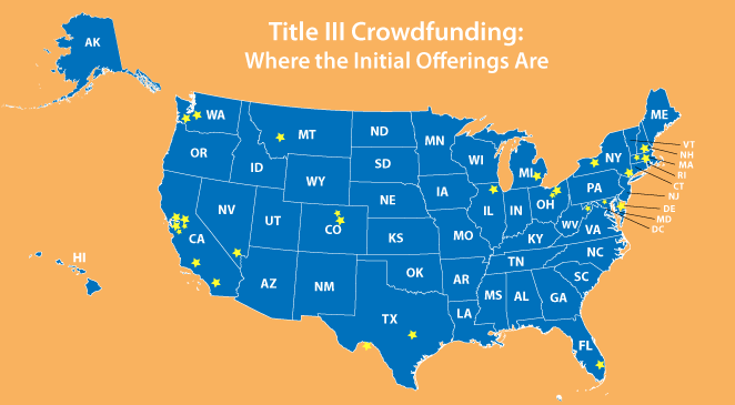 Crowdfunding-locations